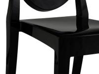 Image de l'article Chaise Victoria Ghost - Noir