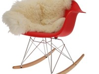 Image of the item COSY Rocking Chair - Rosso vivo