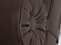 Image of the item Divano-letto Barcelona 195 cm - Marrone scuro