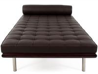 Image of the item Divano letto Barcelona 200 cm - Marrone scuro