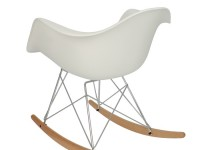 Image of the item Eames Rocking Chair RAR - Bianco