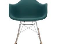 Image de l'article Eames Rocking Chair RAR - Bleu vert