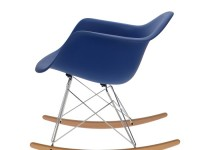 Image of the item Eames Rocking Chair RAR - blu scuro