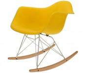 Image de l'article Eames Rocking Chair RAR - Jaune