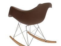 Image de l'article Eames Rocking Chair RAR - Marron