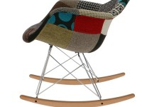 Image de l'article Eames Rocking Chair RAR - Patchwork