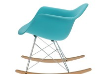 Image de l'article Eames Rocking Chair RAR - Turquoise