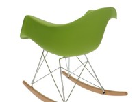 Image de l'article Eames Rocking Chair RAR - Vert