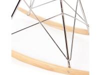 Image de l'article Eames Rocking Chair RSR - Bleu clair