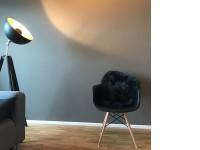 Image de l'article Fauteuil COSY bois - Noir