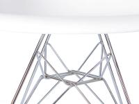Image de l'article Fauteuil COSY métal - Blanc