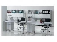 Image de l'article Meuble de bureau - AMC33-02 blanc