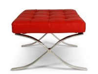 Image of the item Ottoman Barcelona - Rosso