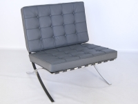 Image of the item Poltrona Barcelona - Grigio