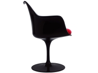 Image of the item Poltrona Tulip Saarinen - Nero