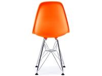 Image of the item Sedia Bambino Cosy Metallo - Arancione
