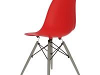 Image of the item Sedia Cosy Legno - Rosso