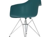 Image of the item Sedia DAR - Blu verde