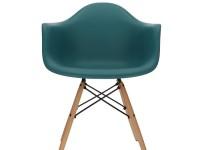 Image of the item Sedia DAW - Blu verde
