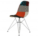 Image of the item Sedia DSR imbottito - Patchwork