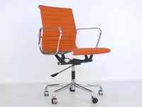 Image of the item Sedia Eames Alu EA117 - Arancione