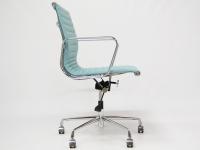 Image of the item Sedia Eames Alu EA117 - Blu cielo