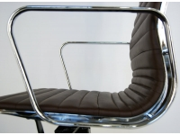 Image of the item Sedia Eames Alu EA119 - Marrone scuro