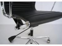 Image of the item Sedia Eames Alu EA119  - Nero