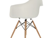 Image of the item Sedia Eames DAW - Bianca