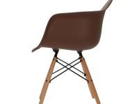 Image of the item Sedia Eames DAW - Marrone