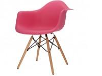 Image of the item Sedia Eames DAW - Rosa