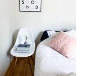 Image of the item Sedia Eames DSW - Bianco