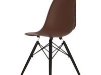 Image of the item Sedia Eames DSW - Marrone