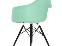 Image of the item Sedia Eames DSW - Menta verde