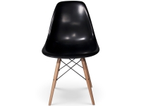 Image of the item Sedia Eames DSW - Nera