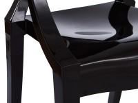 Image of the item Sedia Louis Ghost - Nero