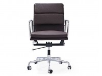 Image of the item Soft Pad COSY Office Chair 217 - Marrone scuro