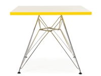 Image de l'article Table enfant Eames Eiffel - Jaune