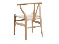 Image de l'article Wegner Chaise Wishbone CH24 - Hêtre naturel