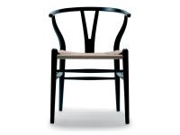Image de l'article Wegner Chaise Wishbone CH24 - Noir