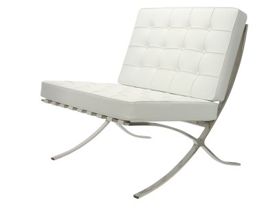 Image de l'article Chaise Barcelona - Blanc (pur)