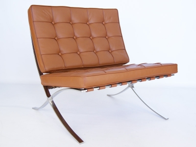 Image de l'article Chaise Barcelona - Caramel