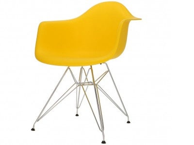 Image de l'article Chaise DAR - Jaune