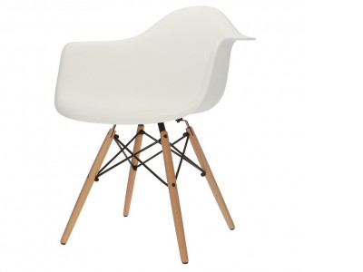 Image de l'article Chaise DAW - Blanc