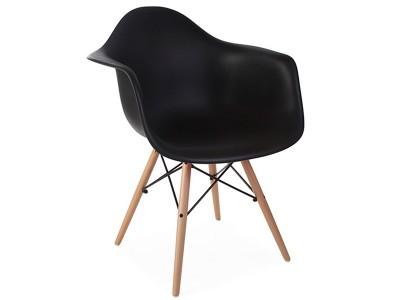 Image de l'article Chaise DAW - Noir