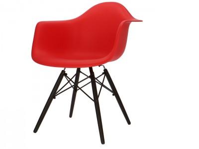 Image de l'article Chaise DAW - Rouge vif