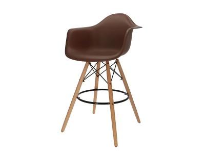 Image de l'article Chaise de bar DAB - Marron
