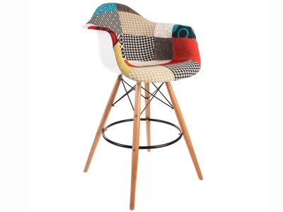 Image de l'article Chaise de bar DAB - Patchwork