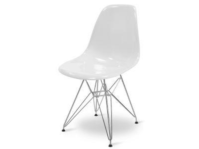 Image de l'article Chaise DSR - Blanc brillant
