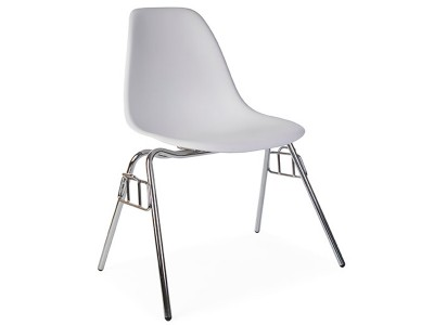 Image de l'article Chaise DSS empilable - Blanc